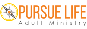 Pursue Life Adult Ministries logo